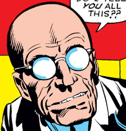 Gustav Hauptmann (Earth-616)