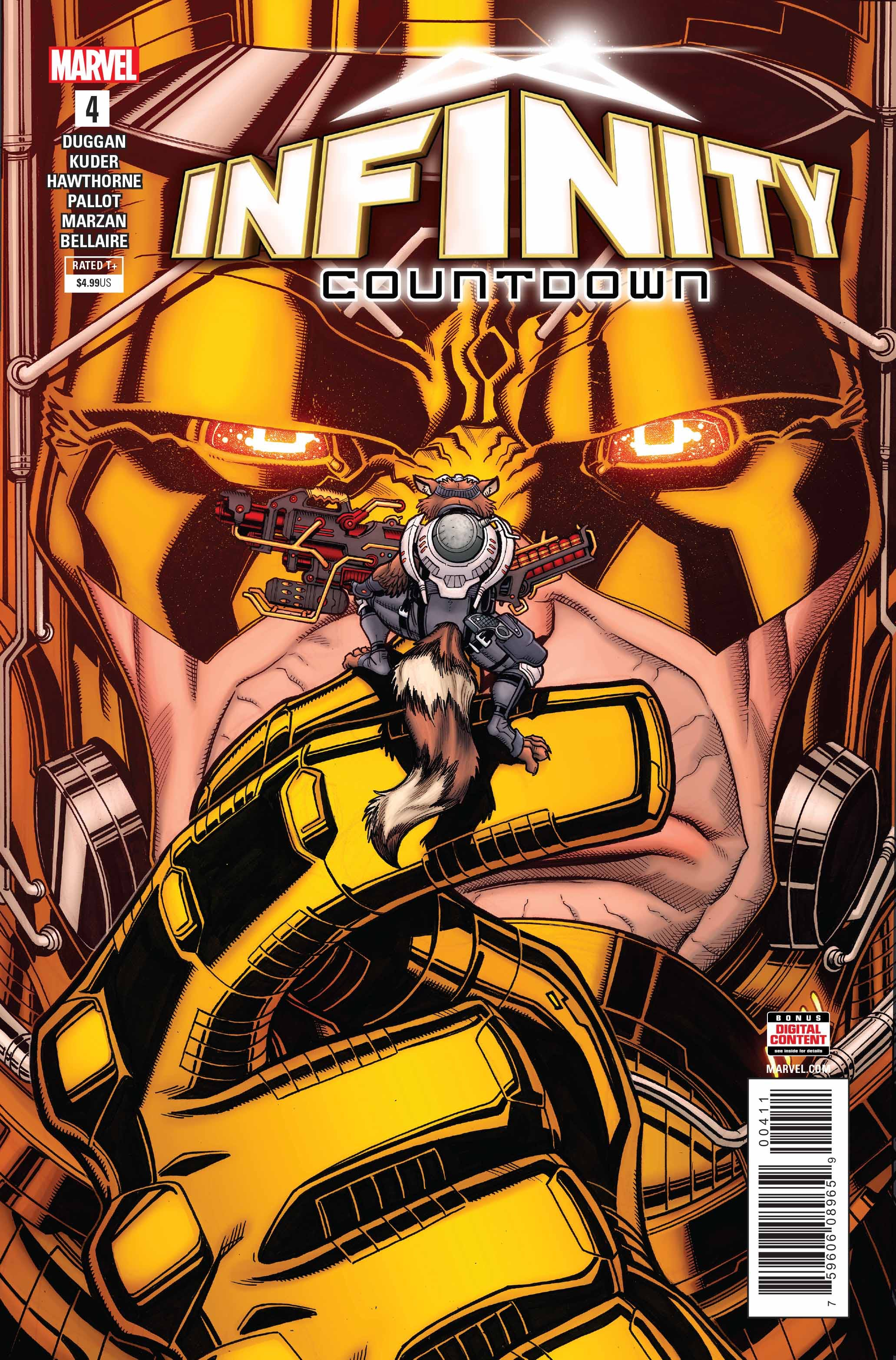 Infinity Countdown Vol 1 4