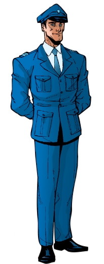 Jim Taylor (Earth-616)