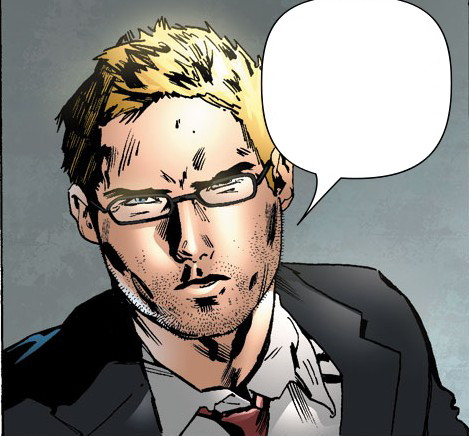 John Curtis (Earth-616)