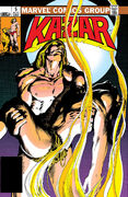 Ka-Zar the Savage Vol 1 5