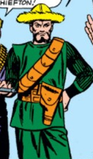 Kanga Khan (Earth-616)