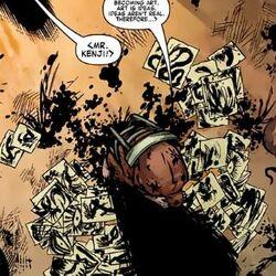 Kenji Uedo (Earth-616)