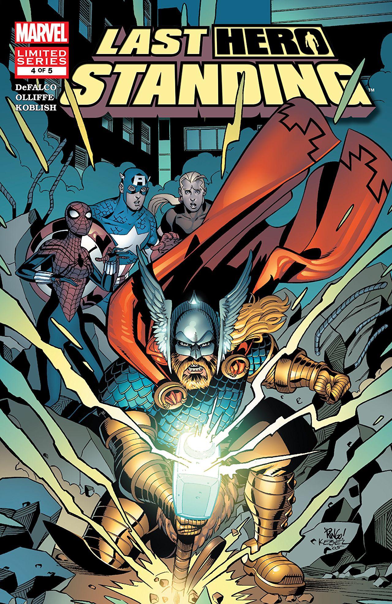 Last Hero Standing Vol 1 4