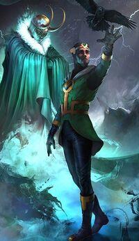 Loki Laufeyson (Kid Loki) (Earth-616) from Marvel War of Heroes 001.jpg