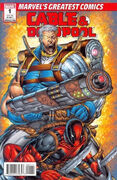 Marvel's Greatest Comics Cable & Deadpool Vol 1 1