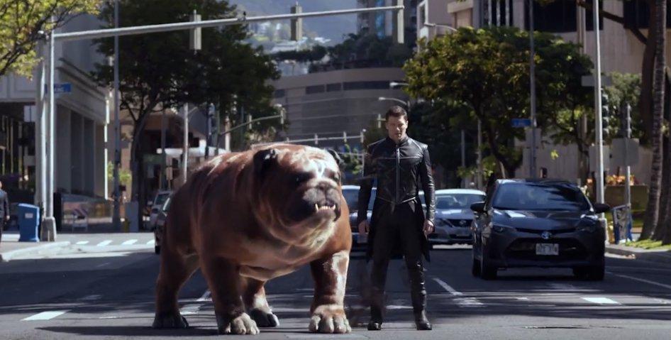 Marvel's Inhumans Season 1 1