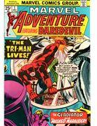 Marvel Adventures, Starring Daredevil Vol 1 1