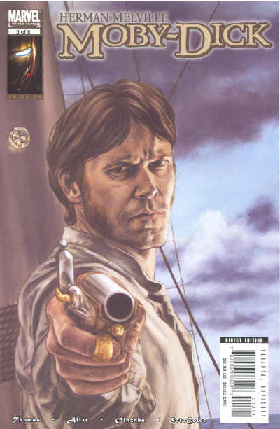 Marvel Illustrated: Moby Dick Vol 1 3