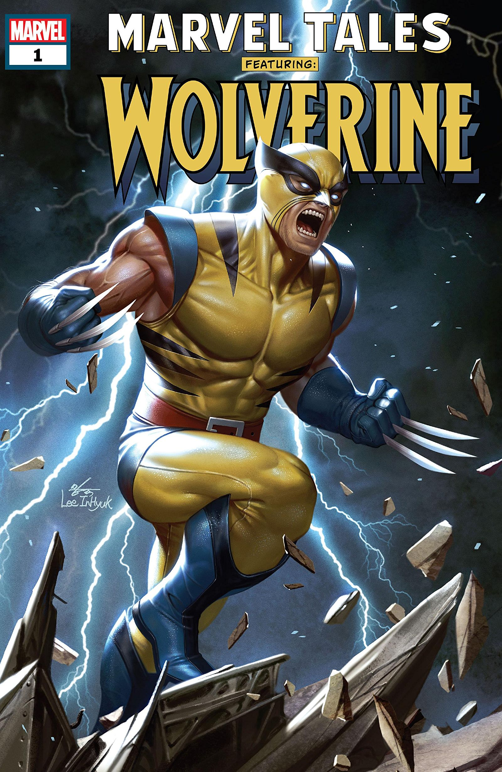 Marvel Tales: Wolverine Vol 1 1