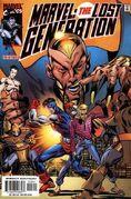 Marvel The Lost Generation Vol 1 3