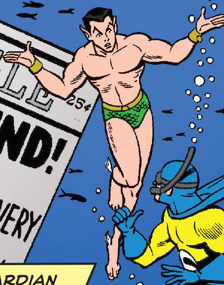 Namor McKenzie (Earth-1611)