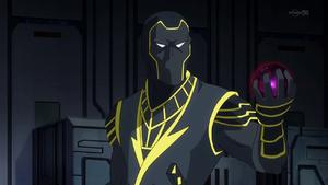 Nozomu Akatsuki (Earth-14042) from Marvel Disk Wars The Avengers Season 1 43 001.png