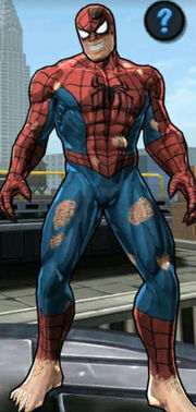 Patient Zero (Peter Parker) from Spider-Man Unlimited (video game) 001.jpg