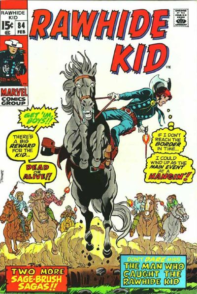 Rawhide Kid Vol 1 84