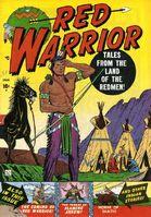 Red Warrior Vol 1 1