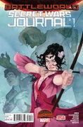 Secret Wars Journal Vol 1 1