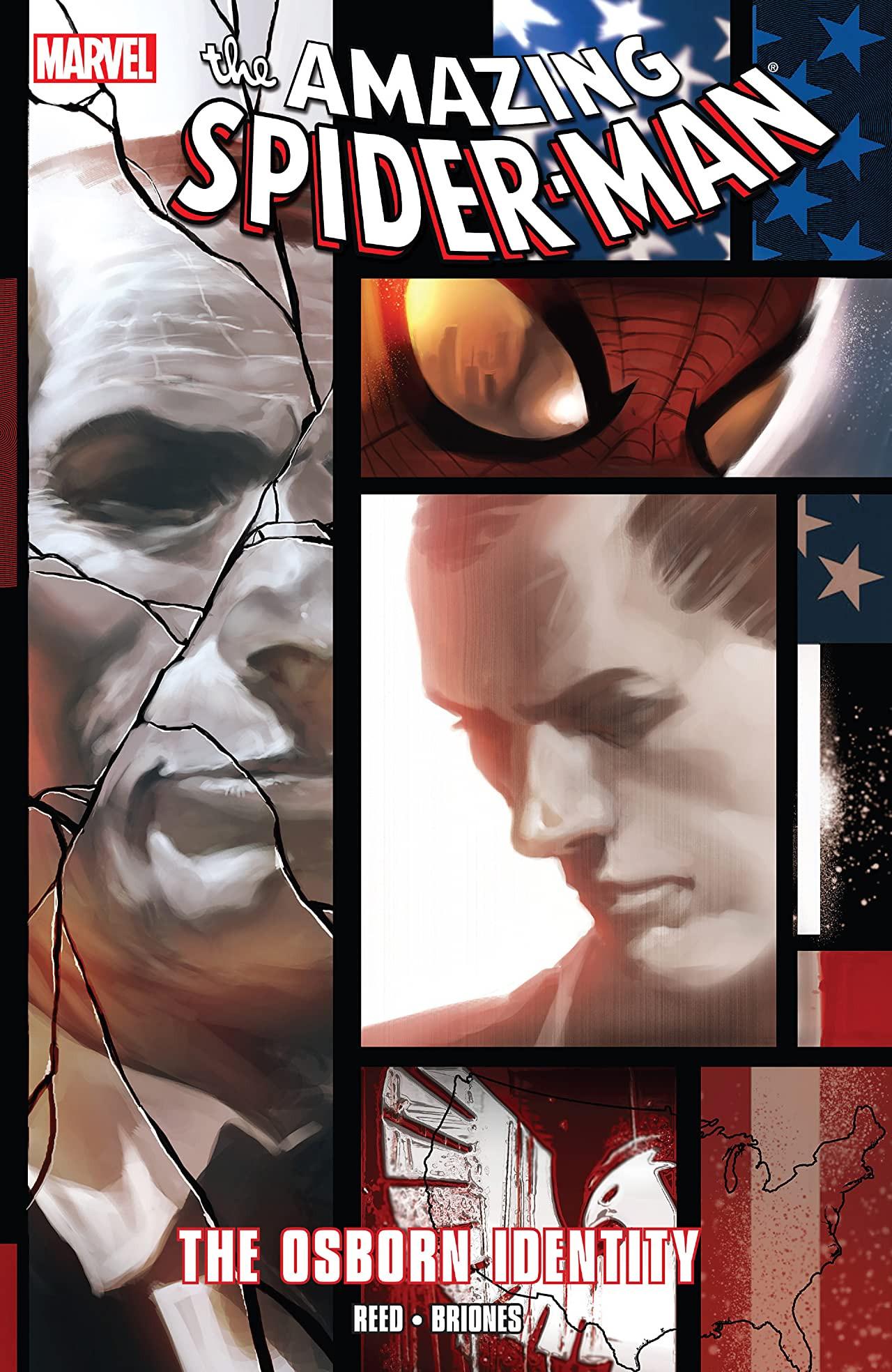 Spider-Man: The Osborn Identity TPB Vol 1 1