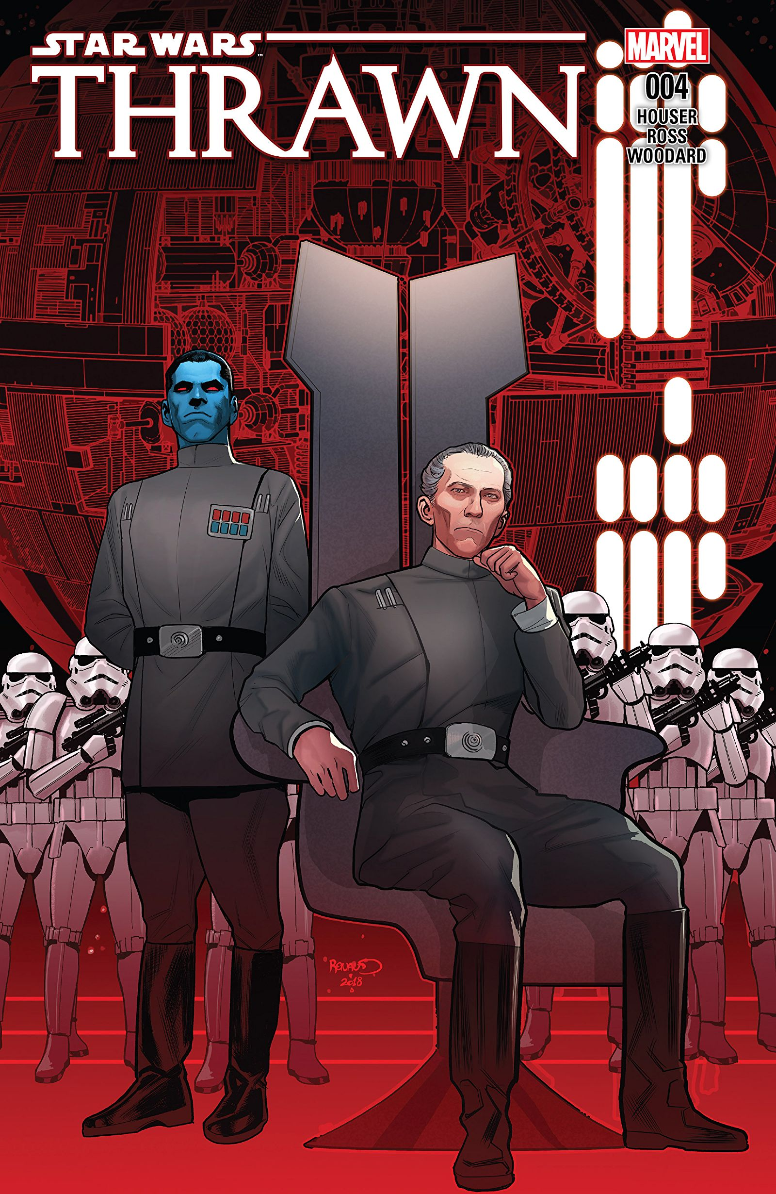 Star Wars: Thrawn Vol 1 4