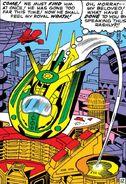Tarnax IV from Fantastic Four Vol 1 37