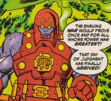 Utama Somchart (Earth-616)