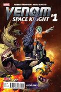 Venom Space Knight Vol 1 1