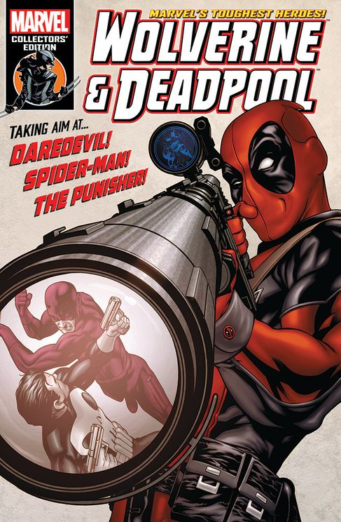 Wolverine and Deadpool Vol 5 16