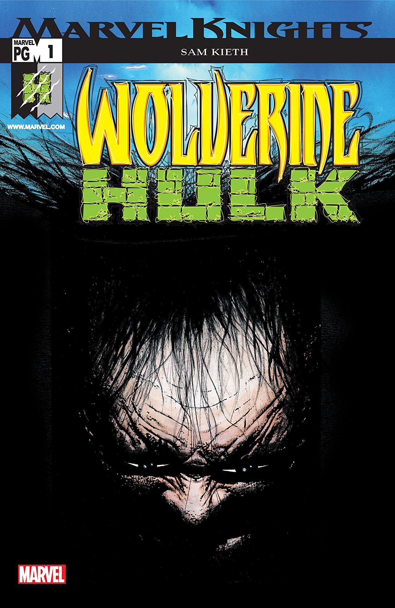 Wolverine/Hulk Vol 1 1