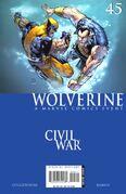 Wolverine Vol 3 45
