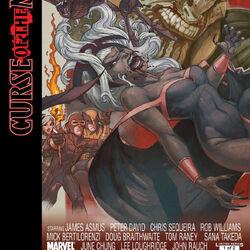X-Men: Curse of the Mutants - X-Men vs. Vampires Vol 1 1