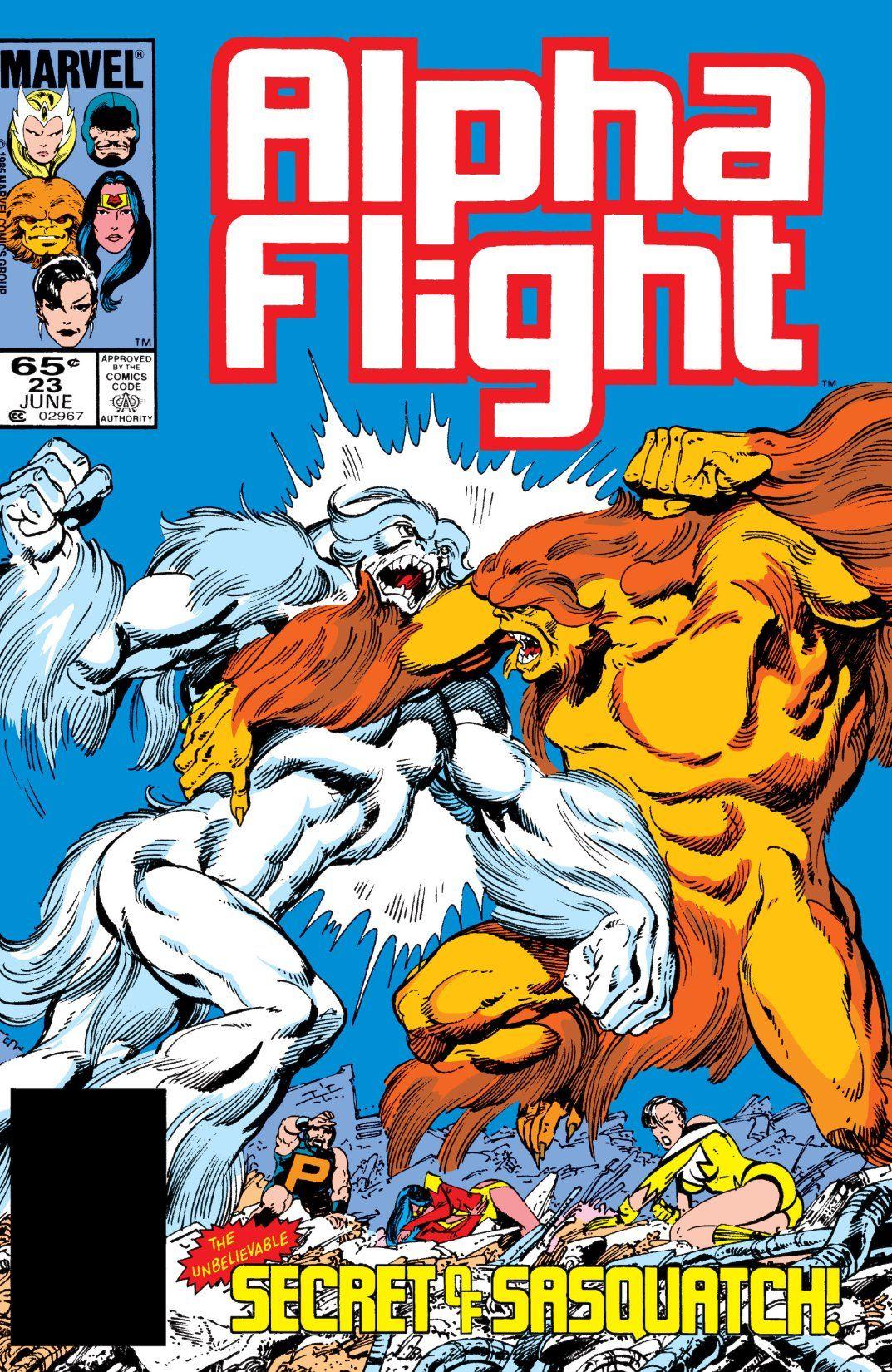 Alpha Flight Vol 1 23