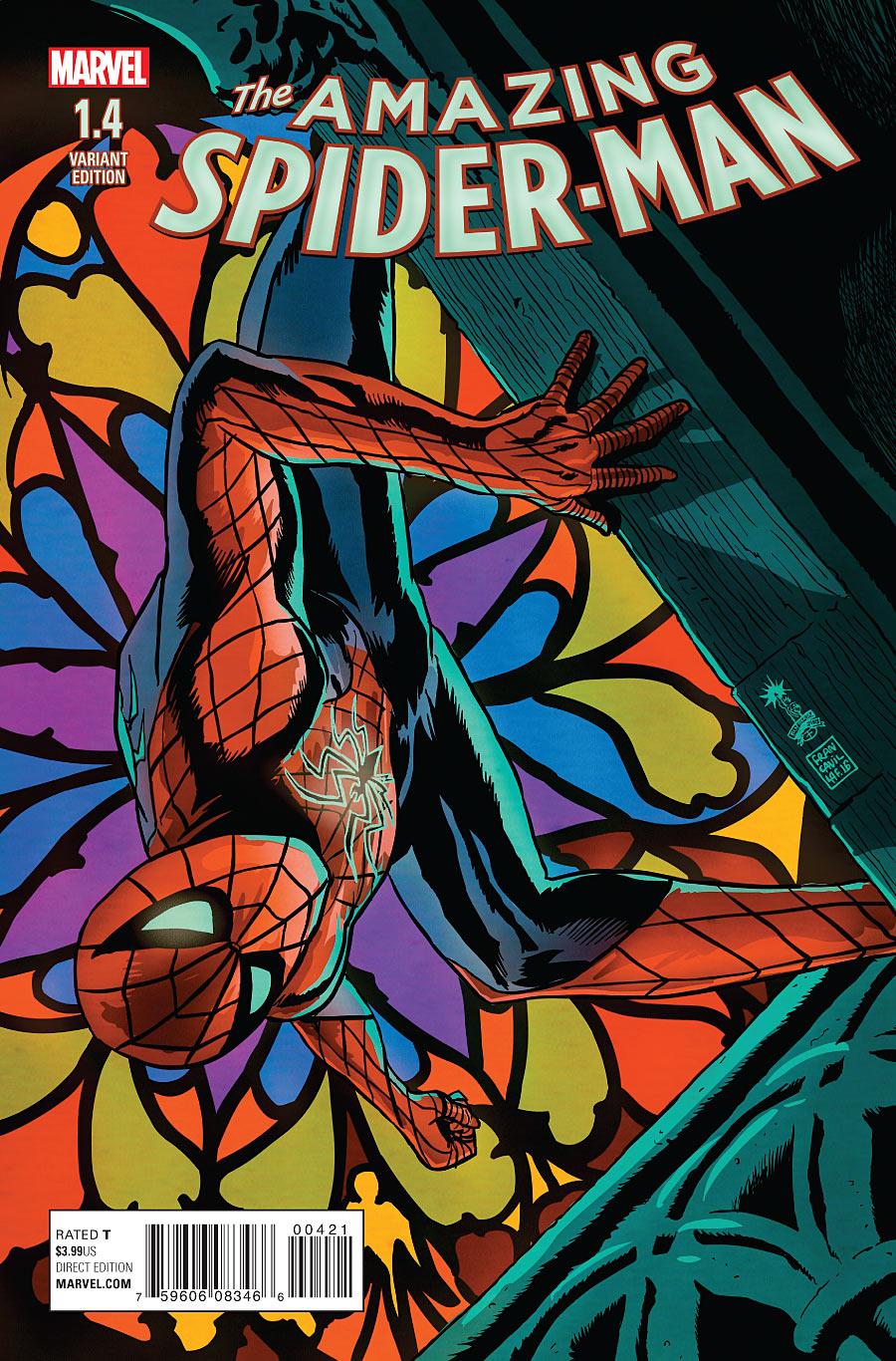 Amazing Spider-Man Vol 4 1.4 Francavilla Variant.jpg