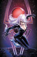 Amazing Spider-Man Vol 5 1 Crain Exclusive Black Cat Variant
