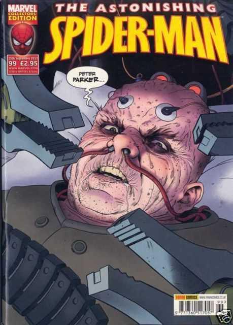 Astonishing Spider-Man Vol 3 99