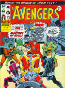 Avengers (UK) Vol 1 74