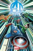 Avengers A.I. TPB Vol 1 2 12000 AD