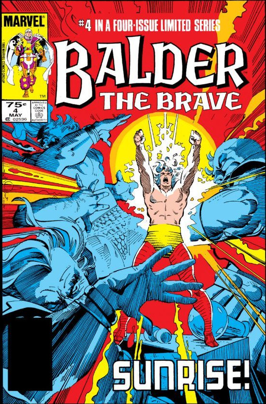 Balder the Brave Vol 1 4