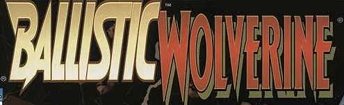 Ballistic/Wolverine Vol 1