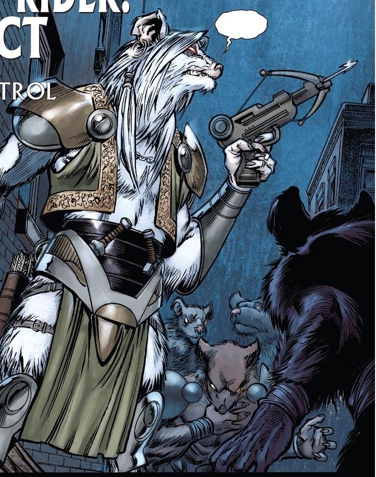 Albinus (Earth-616)