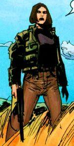 Black Widow (Russian Agent) (Earth-616)