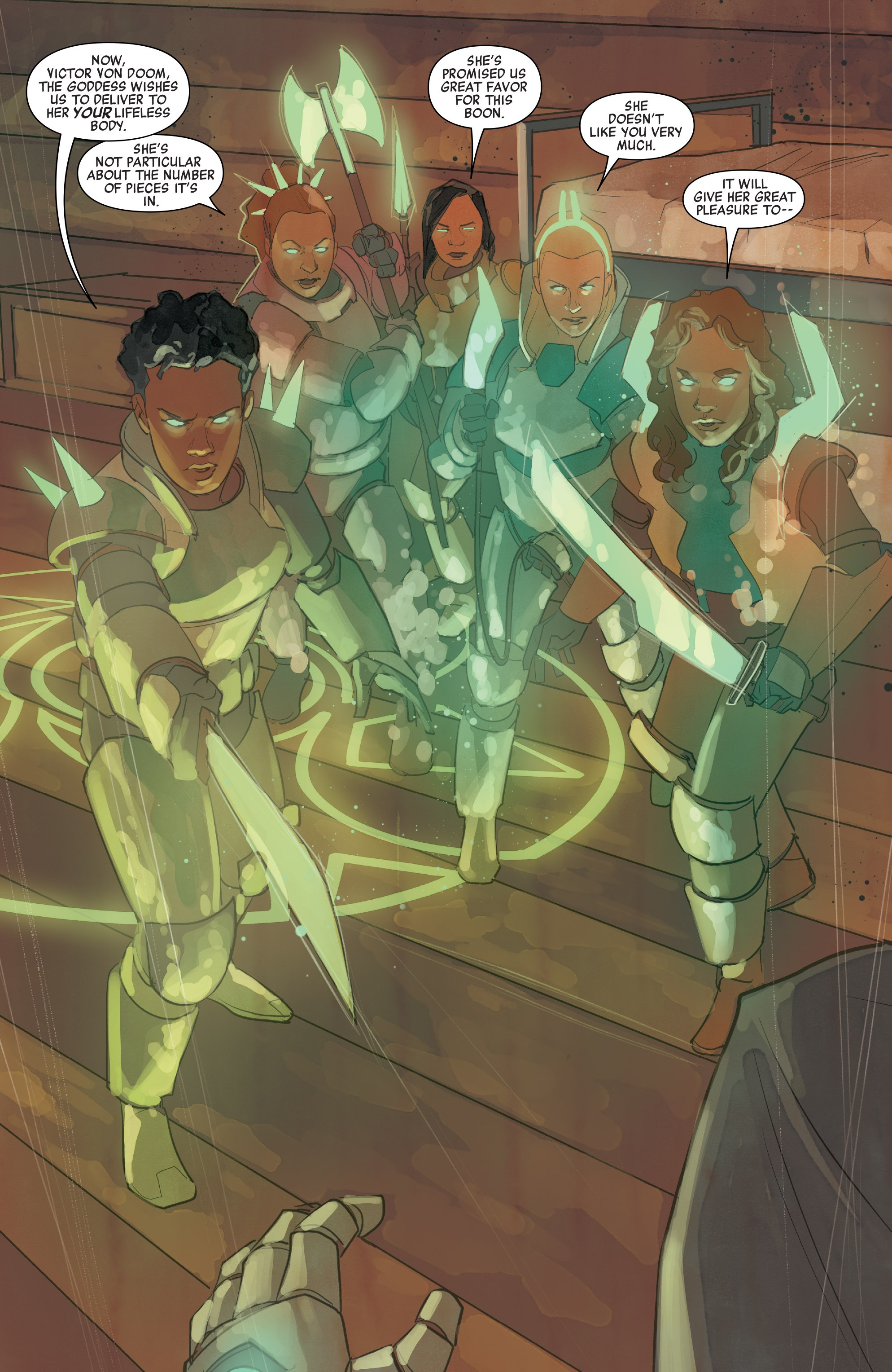 Champions of Anamelech (Earth-616)