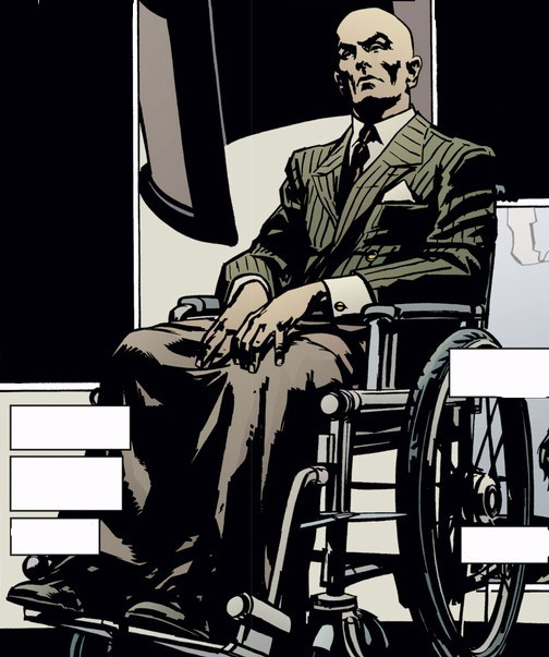 Charles Xavier (Earth-9997)