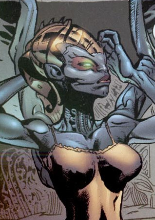 Cilla (Earth-616)