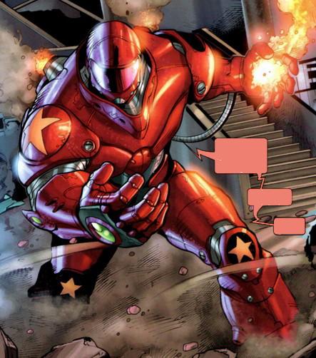 Crimson Dynamo (Earth-20051)