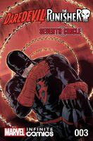 Daredevil Punisher Seventh Circle Infinite Comic Vol 1 3