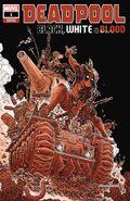 Deadpool Black, White & Blood Vol 1 1 Stokoe Variant