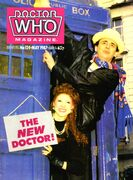 Doctor Who Magazine Vol 1 124