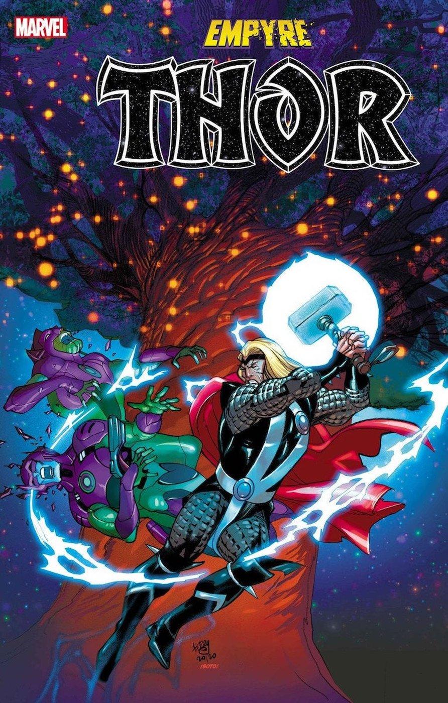 Empyre: Thor Vol 1