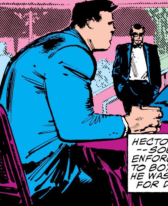 Hector Gomez (Earth-616)
