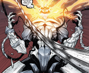 Hive (Poisons) (Earth-17952) Members-Poison Ghost Rider from Venomverse Vol 1 3 001.png